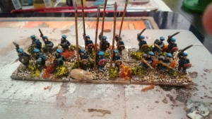 Line Battlegroup #3